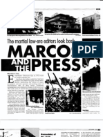 Marcos and the Press (PJRR September 2007)