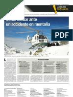 HERALDO-ACTUACIÓN ANTE ACCIDENTES