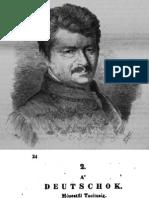 Horvát István dr.  -  A Deutschok Mósestől Tacitusig. Értekezés A Deutschokról,mint Németekről. 1831.