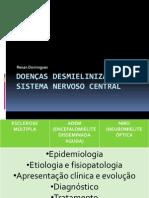 doenças desmielinizantes
