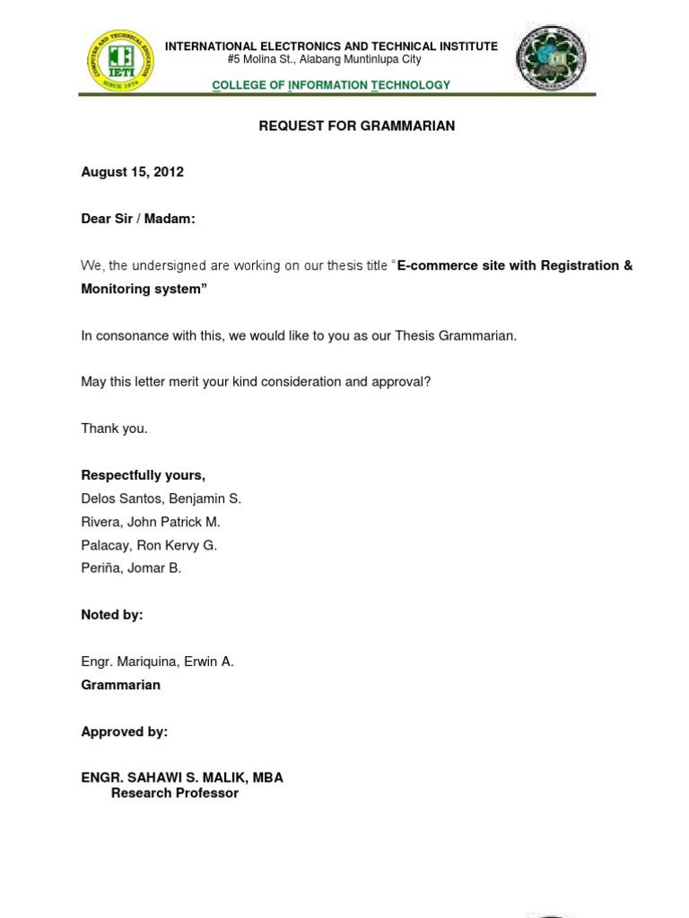 Grammarian S Certificate