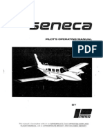 Piper Seneca - Pilot's Operating Manual