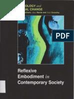 Reflexive Embodiment in Contemporary Society-l
