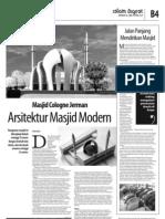Masjid Cologne Jerman