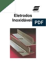 Eletrodos inoxidaveis