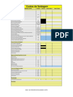 Planilha_ Custos Da Soldagem (Comparativo) ESAB