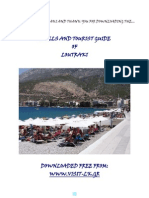 HOTELS AND TOURIST GUIDE OF LOUTRAKI