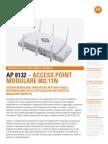 AP8132 SpecificationSheet Italian