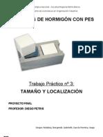 TRABAJO PRACTICO TAMAÑO Y LOCALIZACIÓN OK