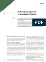 15.- Electrologia. La Exploracion en La Reeducacion Funciona