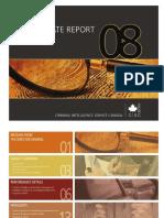 Corporate Report 2008 e