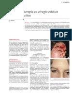 Masokinesiterapia en Cirugia Estetica y Reconstructiva