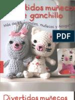 Divertidos Munecos de Ganchillo