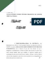 STF - ADPF 178 - Arguição de descumprimento de preceito fundamental - União entre pessoas do mesmo sexo