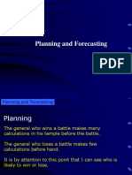 2_planning and Forecasting