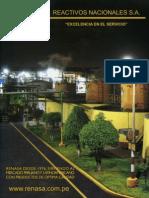 Brochure 2011 Renasa