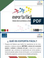 modulo Exportaciones Ecuador