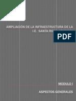 Ampliación de la Infraestructura de SantaRosaexposicion