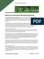 GEC Mission Spanish