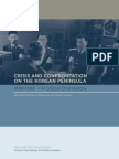 Crisis and Confrontation on the Korean Peninsula, 1968-1969