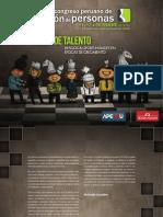 21° Congreso Peruano de Gestión de Personas