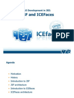 UI Development in JEE - JSF and ICEFaces