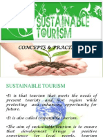 Sustainable Tourism.. Concept and Practices