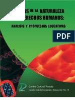 Ciencias de la Naturaleza y Derechos Humanos