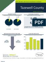2011 Tazewell County Fact Sheet