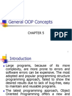 Ch5 General OPP Concepts