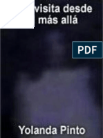 UNA VISITA DESDE EL MÁS ALLÁ. yolanda pinto. PDF