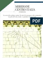 Meridiane Del Centro Italia