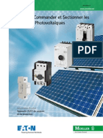 Brochure Photovoltaique