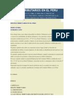 Delitos Tributarios Peru
