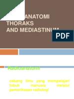 Radioanatomi Tract.respiratori & Mediastinum