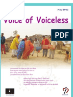 Voice of Voiceless:May 2012