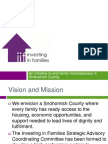 Snohomish County, Investing in Families