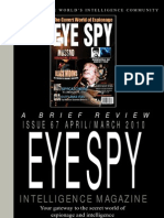 Eye Spy Magazine Issue 67