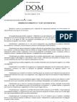 DOM - Diário Oficial do Município _