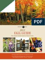 Wayne County Fall Guide