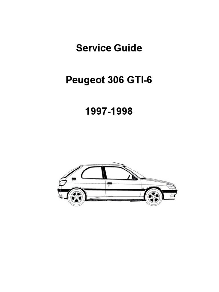 Service Guide 306