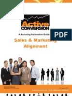 Sales Marketing Alignment - Active Conversion