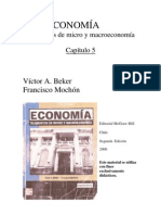 Elementos de Micro y Macro Economia - Beker, Victor - Cap V