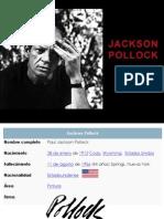 Jackson Pollock-reduït