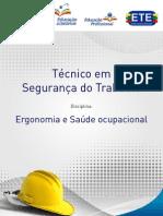 Material EAD - Segurança do Trabalho - Ergonomia e Saúde ocupacional