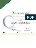 Etw Qualitylabel 53253 Pl