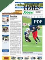 Septembet 21, 2012 Strathmore Times