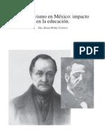 El positivismo en México