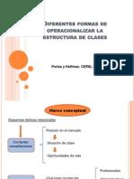 Contextualizando La Estructura de Clases - Seminario Sociología Económica Clase 3