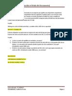 Ejercicios Contabilidad Gerencial, 1 Bim (1)